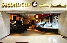 second cup opening at dubai international airport business
