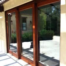 Sliding Glass Patio Doors Prices Wonderful Triple Sliding Glass Door Discount Sliding Glass Patio