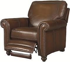 bassett hamilton motion sofa bassett hamilton high recliner with nail head trimming wayside