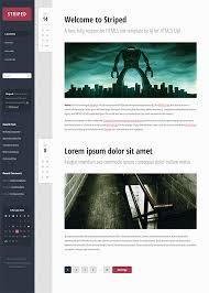 striped u2013 free html5 responsive website template html5mania com