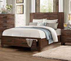 Black Distressed Bedroom Furniture by Custom Wood Bedroom Furniture Furniturest Net