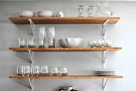 wooden shelves ikea en diy wood crate wall shelves wooden shelf with brackets