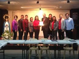 comment cuisiner des tomates s h s president david hind welcomes the lyceum of the philippines