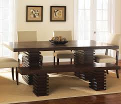 espresso dining table with leaf steve silver briana dining table w 18 inch leaf in dark espresso