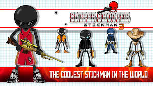 sniper shooter stickman 2 fury for android free download and