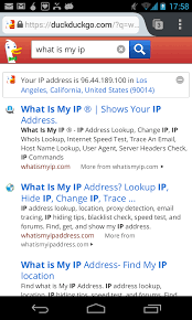 What Is My Up by Firefox Mobile Privacy Enhanced U2013 Guardian Project