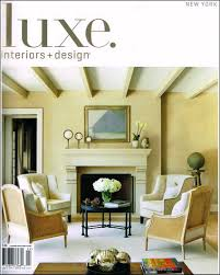 Interior Design Magazines by Arlene Angard Designs Luxe Interior Design