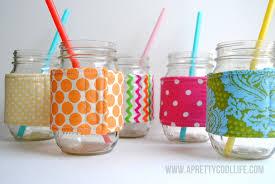 mason jar cozies hello summer i heart nap time