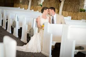 wedding statements the pews fully transformed our barn into a wedding chapel
