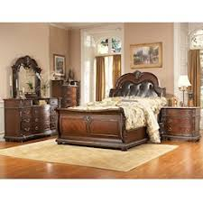 Marble Top Dresser Bedroom Set Lacks Covington 11 Drawer Marble Top Dresser And Mirror