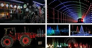 light displays 10 amazing light displays