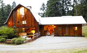 6 barns converted into beautiful new homes bainbridge island barn