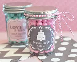 personalized wedding personalized wedding mini jars glass and wedding