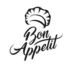 stikers cuisine stickers cuisine originaux toque et bon appé noir décorécébo