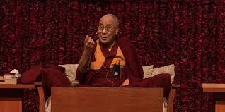 dalai lama spr che dalai lama leaves for programs in southern india tibetan journal