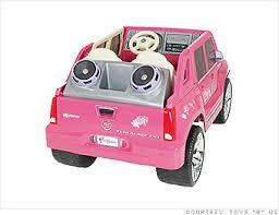 car dealers black friday deals barbie cadillac hybrid escalade ext toys r us unveils black
