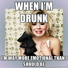 Drunk Girl Meme - emotional girl memes image memes at relatably com