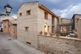 modern rammed earth house plans
