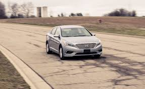 2017 hyundai sonata quick take review car and driver