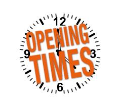 opening times philpotts shrewsbury ltd
