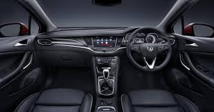 opel astra interior 2016 vauxhall astra gets priced in the uk automotorblog