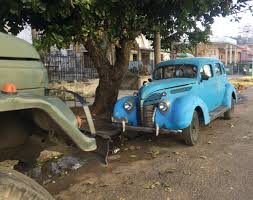 peugeot cuba cuba outtakes 1938 ford still hard at work along with a dkw a