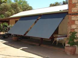 Tarp Awnings Opaque Angled Shade Awning Roof Tarps Brd Roof Project