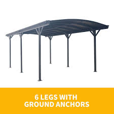 Outdoor Carport Canopy by Aluminium Carport 3 X 5m Outdoor Canopy Car Port Portable