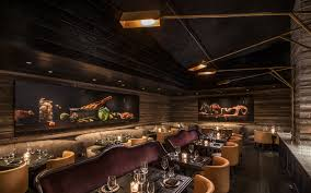Private Dining Rooms Chicago Tour Gt Prime Giuseppe Tentori U0027s Spin On A Chicago Steakhouse