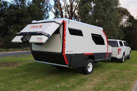 offroad travel trailers topaz overview track trailer