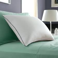 bed pillow reviews pacific coast down pillows hotel touch of down pillow bed pillows