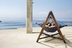 Free Standing Hammock Luxury Quilted Hammock With Stand Double U2013 Lujo Living