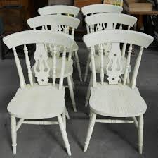 kitchen table and six chairs victorian kitchen table and chairs