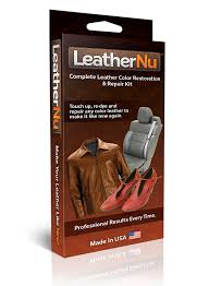 Kitchen Cabinet Touch Up Kit by Amazon Com Leathernu Complete Leather Color Restoration U0026 Repair