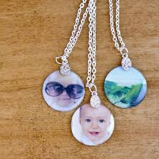 diy necklace pendants images Diy photo pendants popsugar smart living jpg