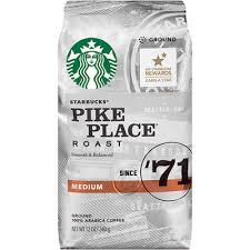 Starbucks Light Roast Starbucks Coffee Pike Place Medium Roast Coffee Beans Reviews