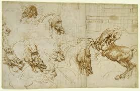 Leonardo Da Vinci Drapery What Utensils Did Leonardo Da Vinci Draw With Core77