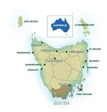 australia map capital cities hobart is one of australia s most beautiful state capital cities