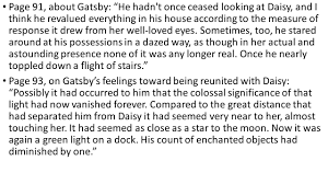 gatsby s house description the great gatsby 1 3 themes the roaring 20s the american dream