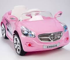 motorized car 14 cute electric pink cars for girls for ride