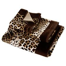 Cheetah Print Bathroom by Perfect Animal Print Bath Towels Homesfeed