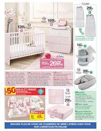 chambre bébé carrefour carrefour les 15 jours bébé cataloguespromo com