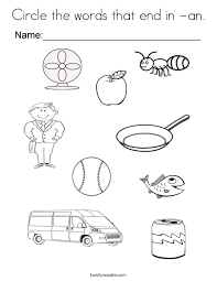 twisty noodle coloring pages circle the words that end in an coloring page twisty noodle