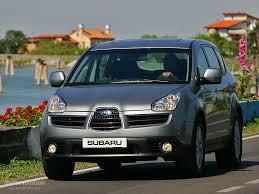 tribeca subaru 2006 subaru tribeca specs 2005 2006 2007 autoevolution