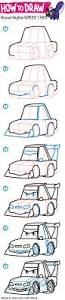 115 best how to draw cars with skunk images on pinterest step by