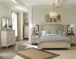 Upholstered Reception Desk Demarlos Upholstered Panel Bedroom Set From Ashley B693 77 74 96