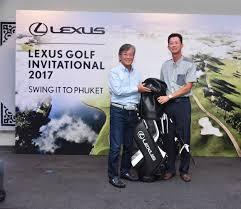 lexus cup indonesia lexus golf invitational 2017
