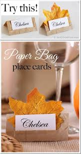 Thanksgiving Place Cards Craft 9204 Besten Take This Make That Craft Bloggers Approved Bilder
