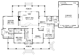 cathedral ceiling house plans country style house plan 4 beds 3 50 baths 2661 sq ft plan 929 18