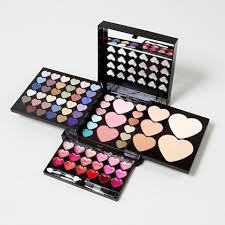 Hair And Makeup Storage Claire U0027s Kids Makeup Kits Heart Makeup Kit Claire U0027s On Wanelo